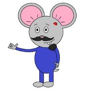 Mr. Einstein Hamster (swimsuit)