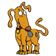 Spike the hound