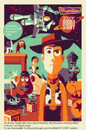 Toy Story teaser poster