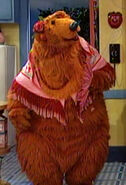 Ursa in Bear in the Big Blue House