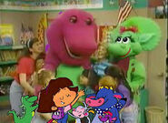 Barney, Dora Friends S1 together