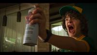 Dustin Henderson Screaming