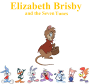 Elizabeth brisby and the seven tunes poster