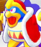 King Dedede in Kirby- Star Allies