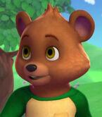 Bear in Goldie & Bear