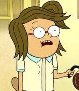 Eileen in Regular Show - The Movie