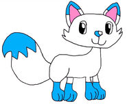 Frost The Arctic Fox