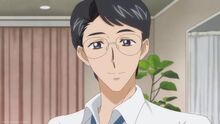 Kenji Tsukino in Sailor Moon Crystal