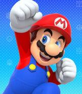 Mario in Mario Party 10