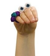 Oobi Uma Noggin Nick Jr TV Series Show Hand Puppet Nickelodeon