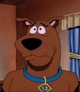 Scooby Doo in Scooby Doo and the Alien Invaders