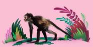 Storybots Spider Monkey