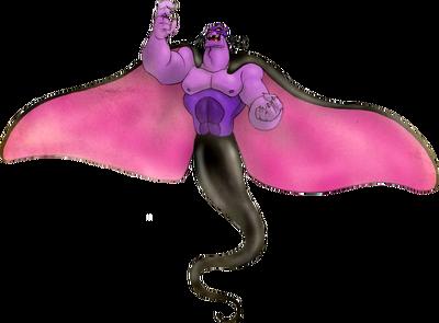 The Evil Manta