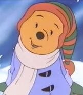 Winnie the Pooh in Winnie the Pooh and Christmas Too