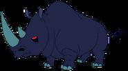 Armor Heartless rhinoceros form therainbowfriends