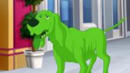 Beast Boy as Bloodhound