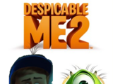 Despicable Me 2 (JimmyandFriends Style)