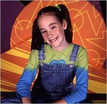 Kaleigh as Stella