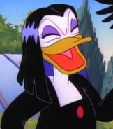 Magica de Spell in DuckTales