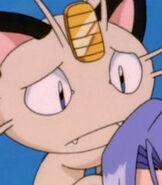 Meowth in Pokemon 4Ever