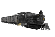 Mmd nightmare train by tonypilot-d55efdl