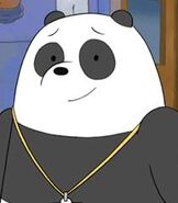 Panda in We Bare Bears