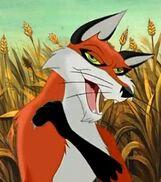 Farley the Fox