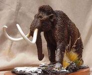 Model Woolly Mammoth
