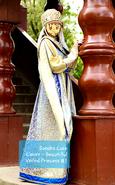Sandra Cure Clover - Beautiful Veiled Princess