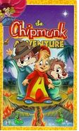 The Chipmunk Adventure VHS with his sons chris1702