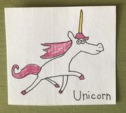 Unicorn Begins With U