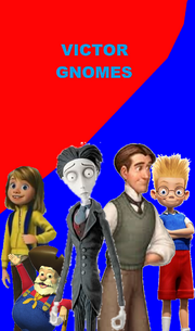 Victor Gnomes Poster