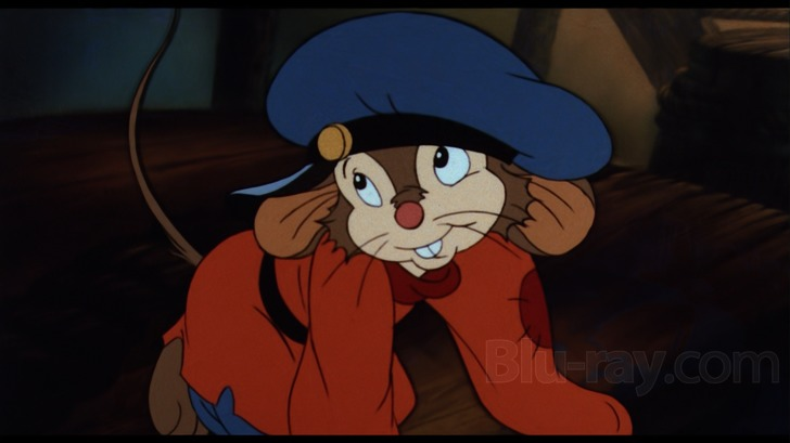 a case of stage blight oliver and fievel rescue rangers