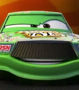 Chick Hicks in Cars 3
