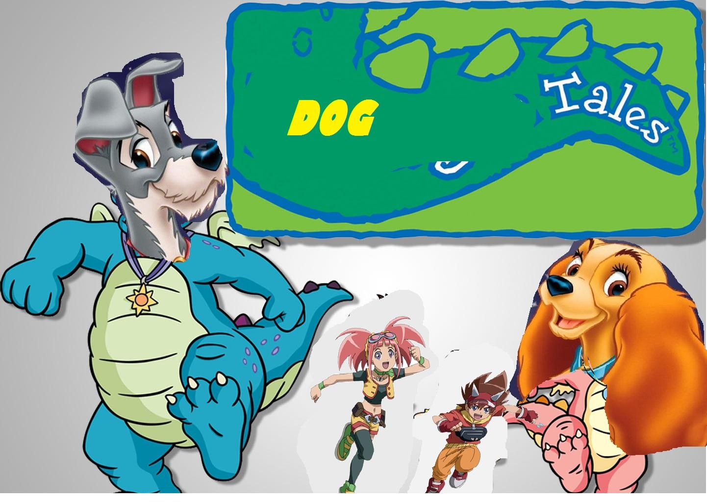 dog dragon tales parody wiki tv wikia 1999 spoof 2005 fandom