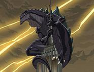 Godzilla Cartoon 1998