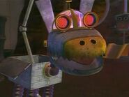 Jimmy Neutron Evil Goddard