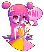 Mrs Ami onuki by saeko41-d7fzssz