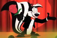 Pepe sings nose 4