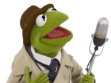 Kermit the Frog (A.K.A. Popee the Performer)