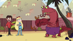 S1E13 Marco offers to teach Lobster Claws
