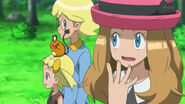 Serena Shocked