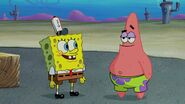 Spongebob and patrick for today
