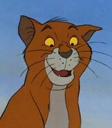 Thomas O'Malley in The Aristocats