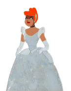 Daphne Blake dressed as Cinderella(2)