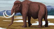 Elephant Stag Woolly Mammoth American Mastodon