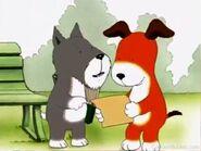 Kipper-Talking-With-Friend