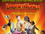 Looney Tunes Back in Action (Cartoon and Disney Style)