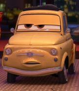 Luigi in Cars 2