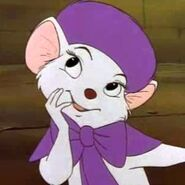 Miss-Bianca the rescuers (1977)